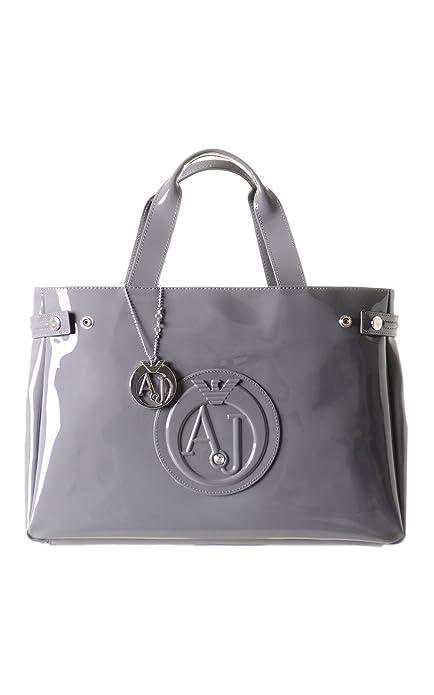 846976ddf0 Armani Jeans Borsa da donna, grigio (grigio), Taglia unica: Amazon.it:  Scarpe e borse