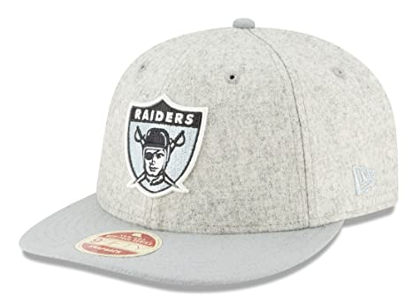 c7649835cf7 Image Unavailable. Image not available for. Color  Oakland Raiders New Era  9FIFTY ...