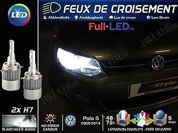 Bombillas LED H7 – Luces de cruce