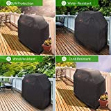 VicTsing Grill Cover, Waterproof BBQ Cover, 600D