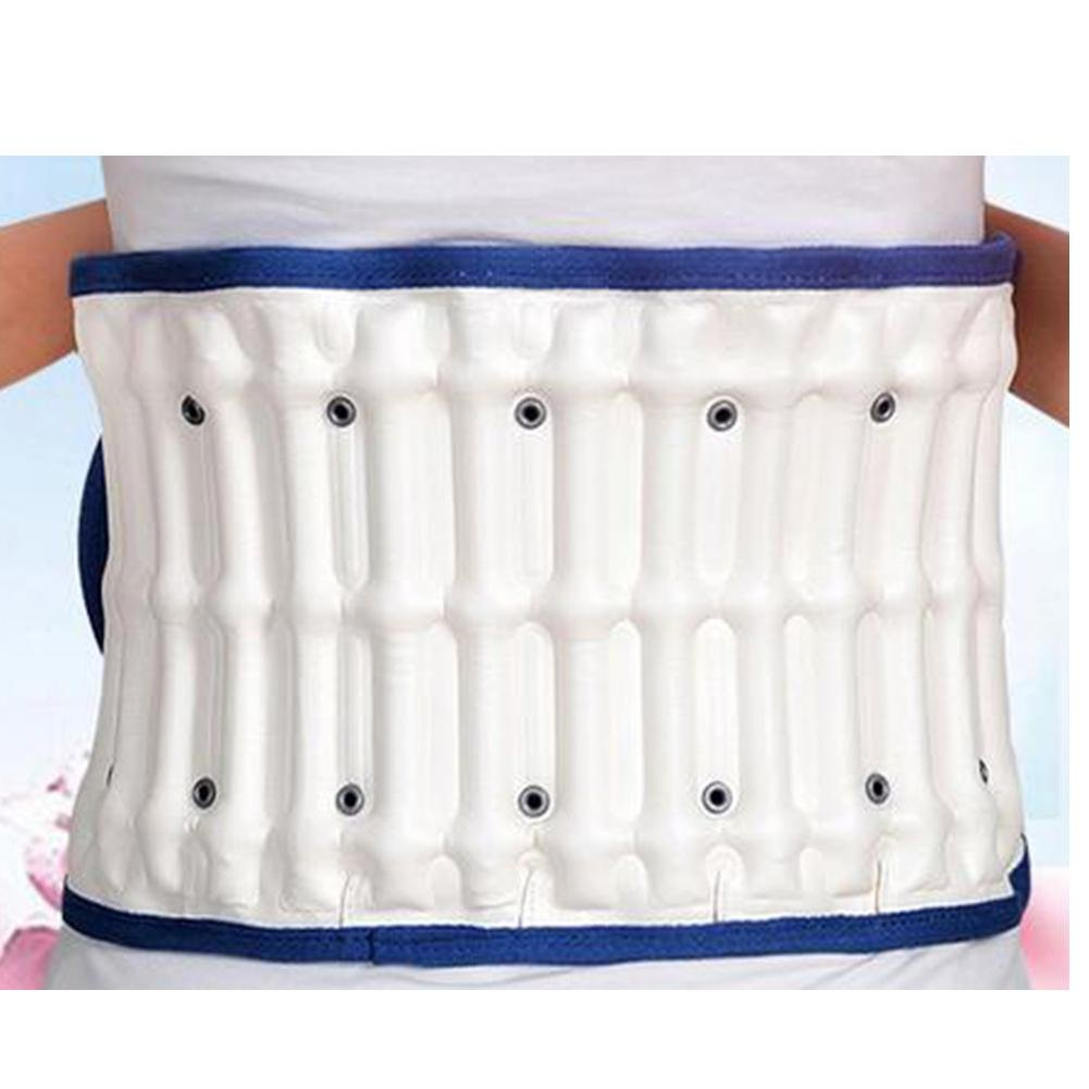 LPY-Lumbar Support Lumbar Disc Herniation Massager Spinal Air Traction Back Belt LM-61 by Waist support (Image #3)