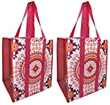 Buti Earth Bag Extra Large Reusable Shopping Bags with Handles Reinforced Bottom, Stay