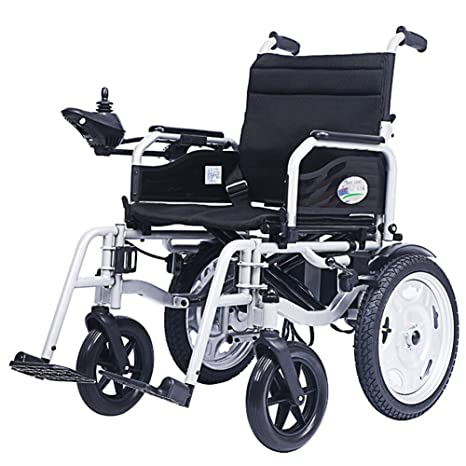 Silla de ruedas eléctrica inteligente, plegable ligera ...