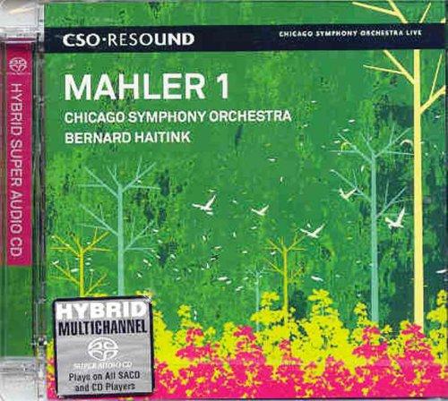 SACD : Bernard Haitink - Symphony No 1 (Hybrid SACD)