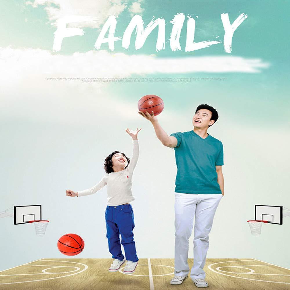 Dapei - Pelota hinchable de baloncesto, juguete de baloncesto ...