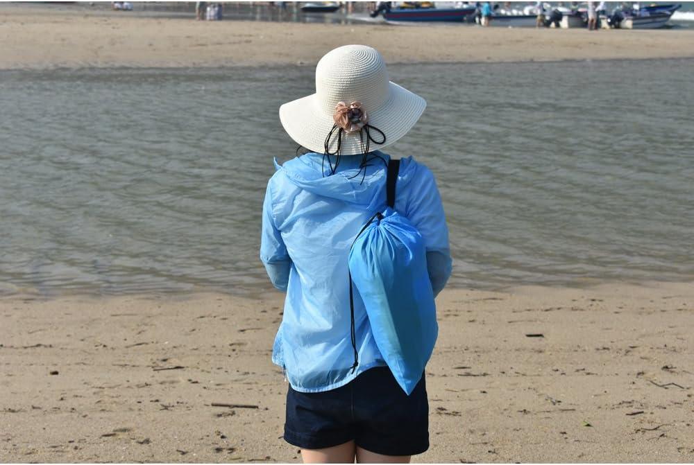 la plage les f/êtes la p/êche les enfants Portable Canap/é//chaise//chaise longue//Lit gonflable id/éal pour se d/étendre pour le camping