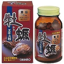 Orihiro Supplement - Oyster Extract - 120grain by Orihiro