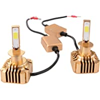 XCSOURCE® LED Faros Rplace kit 40W 4400Lm blanco