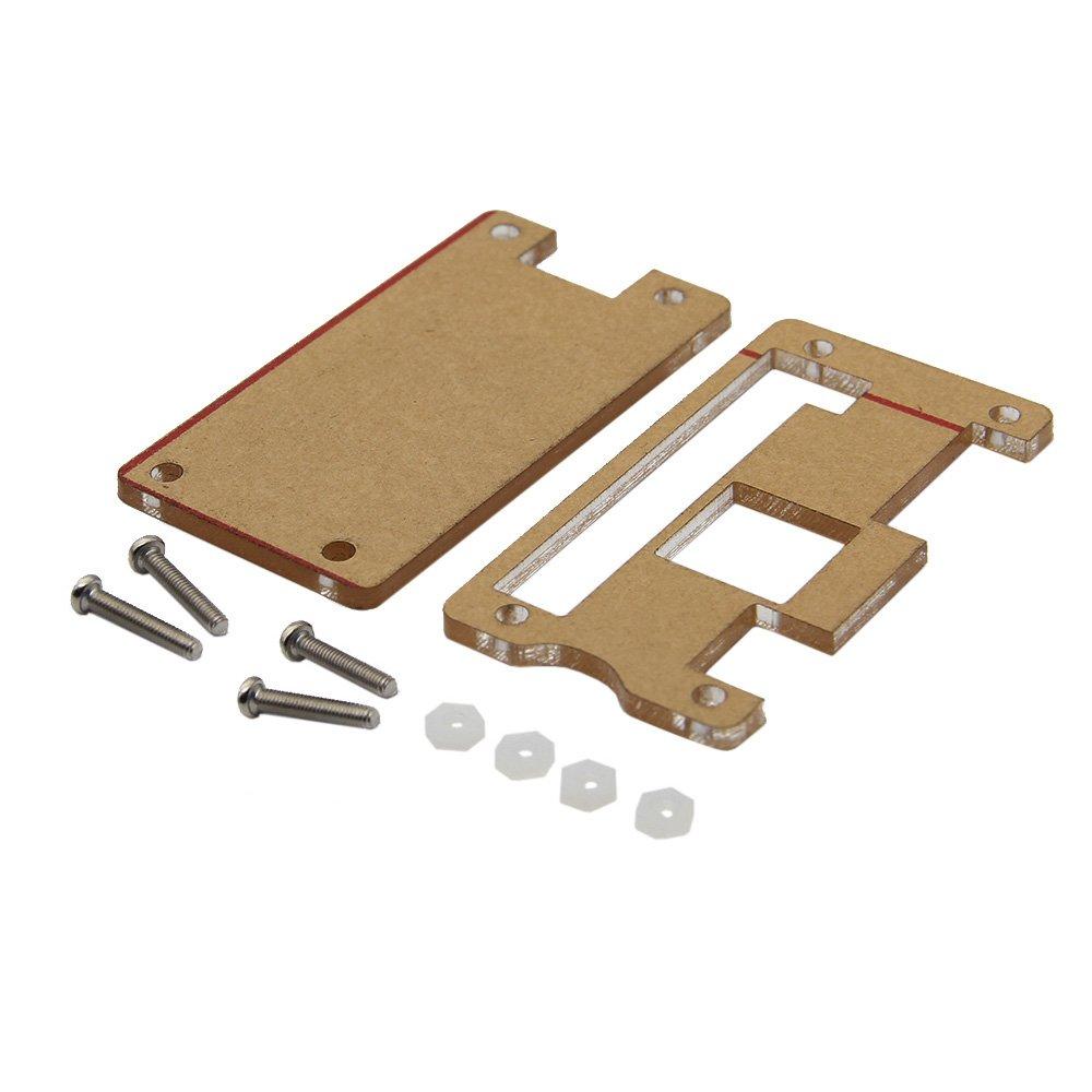 Raspberry Pi Zero W USB-A Addon Badusb Board Kit for Raspberry Pi Zero W Case