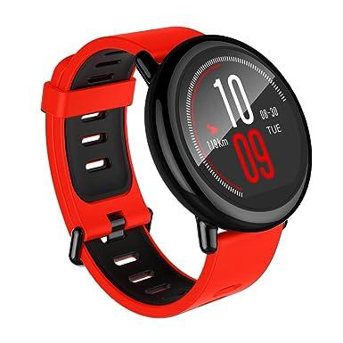 Amazfit Pace - Reloj Inteligente GPS para Correr: Amazon.es ...
