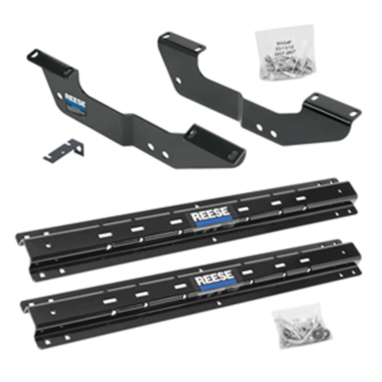 Reese Towpower 56004-53 Outboard Custom Quick Fifth Wheel Installation Kit