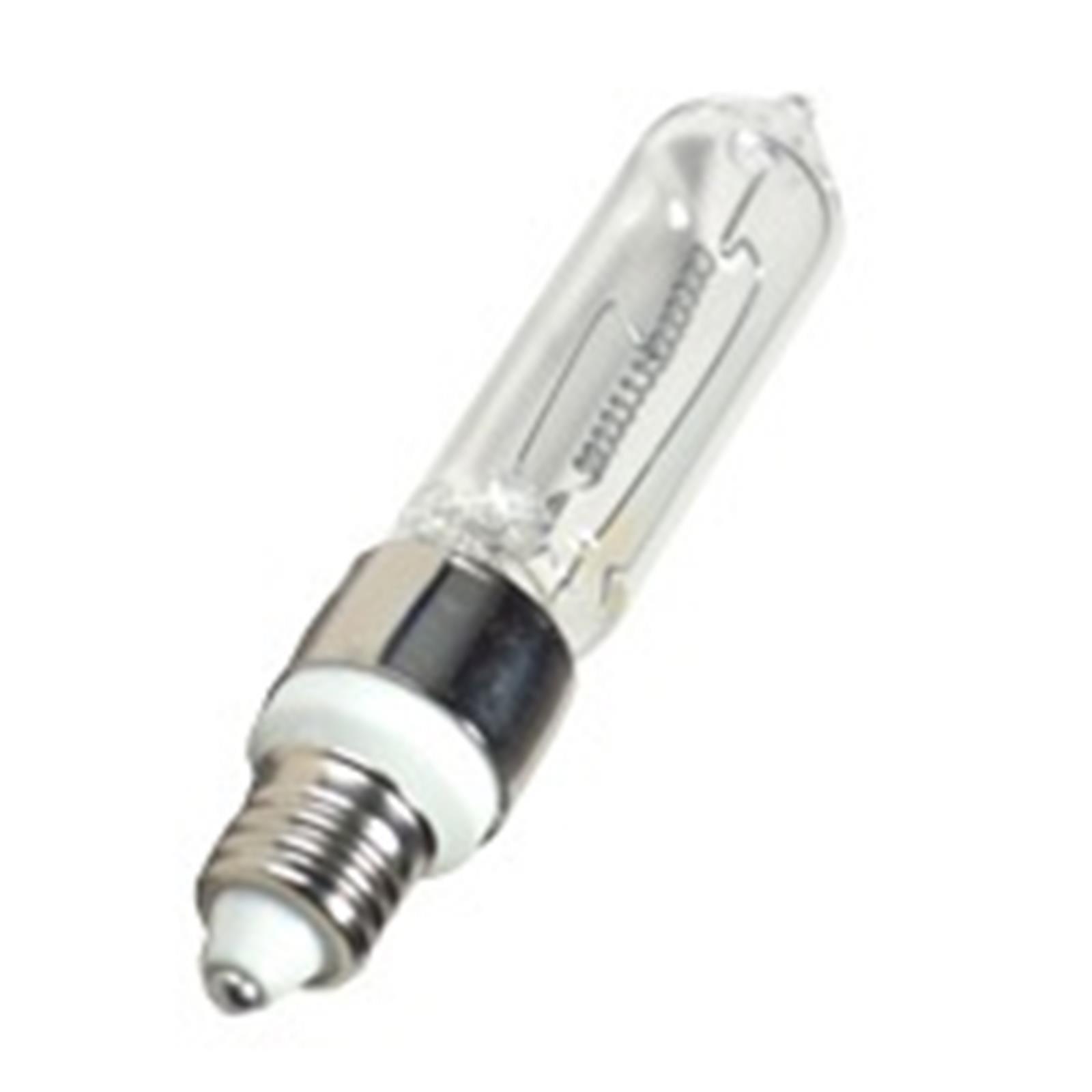 20 Qty. Halco 130V 400W T4 E11 Prism Q400CL/MC 400w 130v Halogen Clear Lamp Bulb