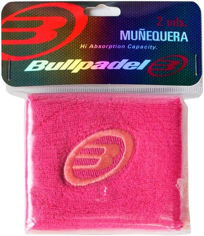 Muñequera BullPadel Fucsia: Amazon.es: Deportes y aire libre