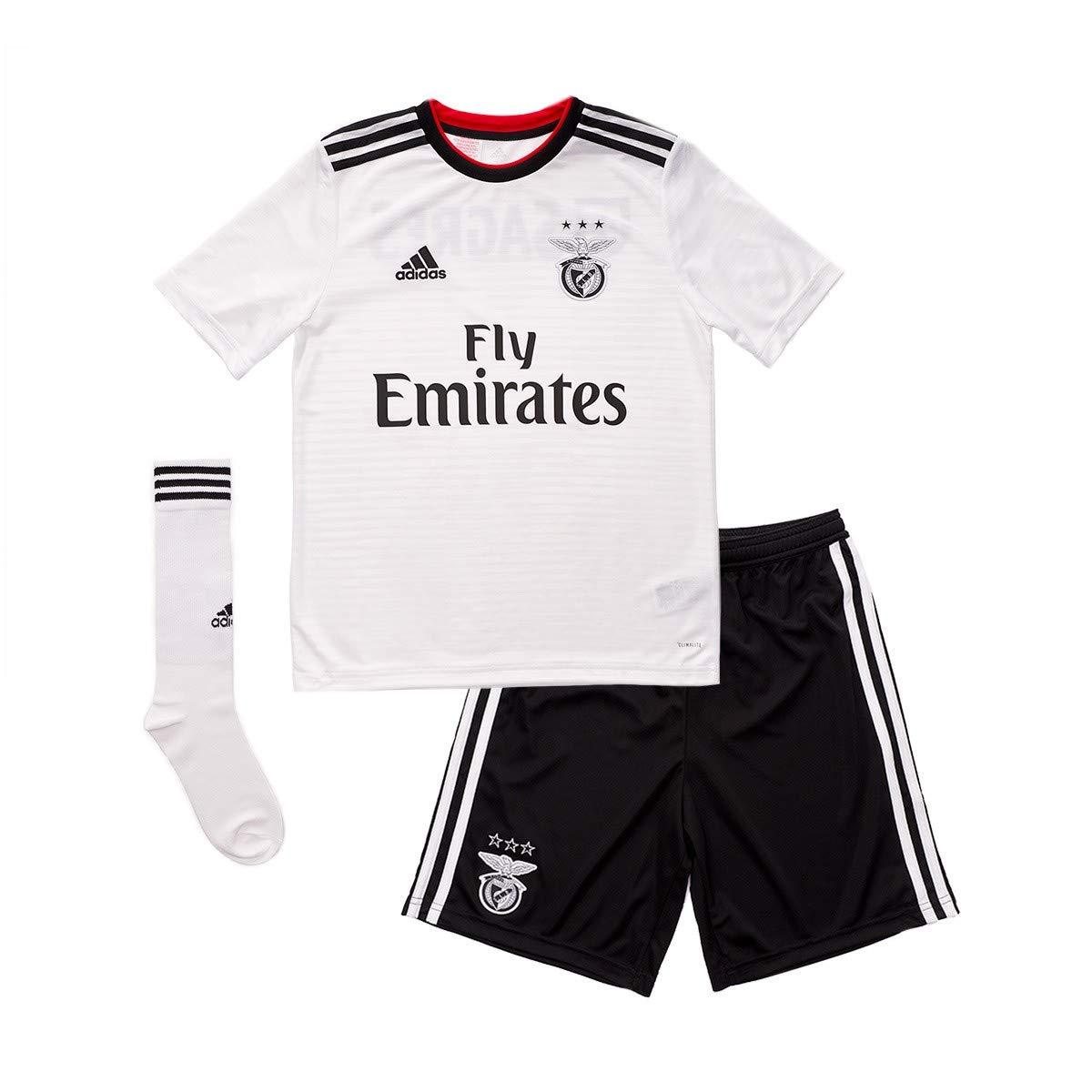 Adidas 2018-2019 Benfica Away Full Kit (Kids)