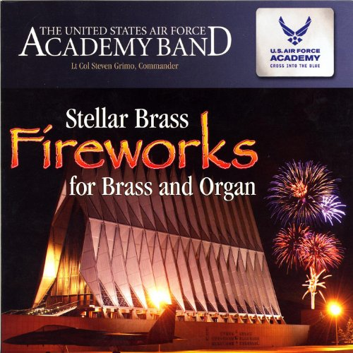 Organ Brass - Fireworks For Brass And Organ
