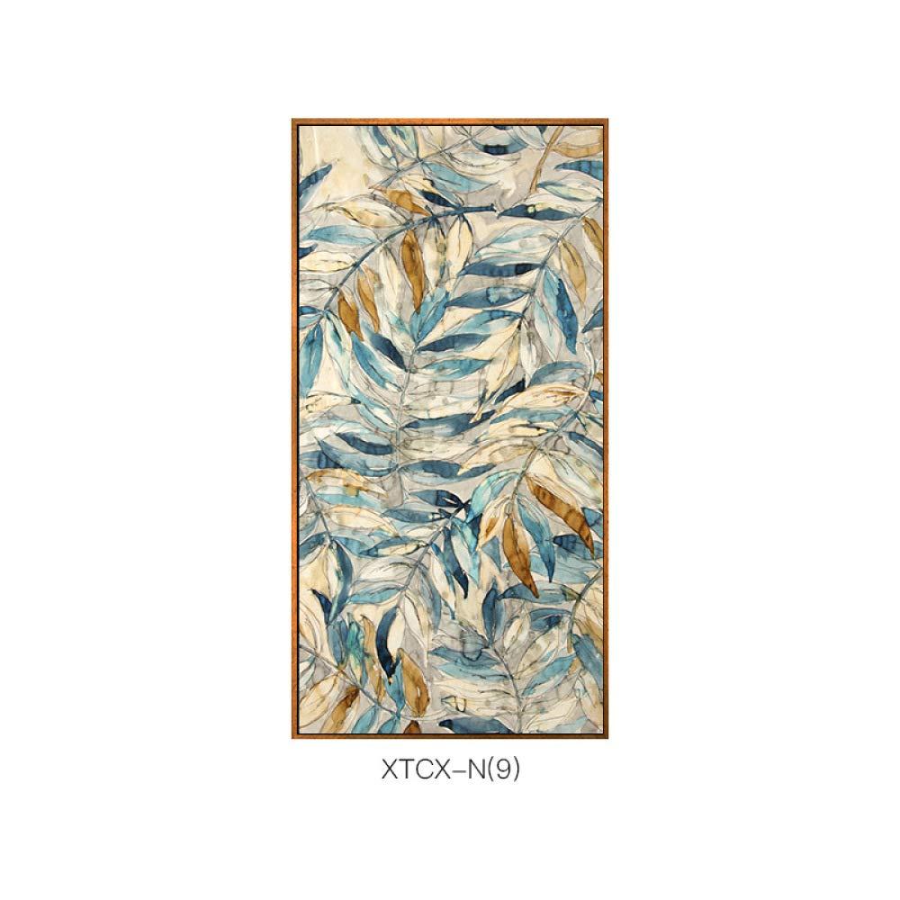 CWJ Decoración de la Pared - murales atmosféricos Simples, Pinturas del Hotel, Pinturas del Estilo de la Oficina, Pinturas de la decoración del Pasillo de la Sala de Estar,E,40  80
