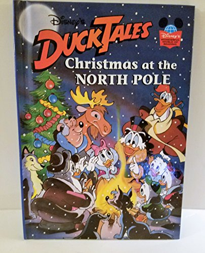Disney's Duck Tales: Christmas at the North Pole (Disney's Wonderful World of Reading) (Ducktales Carol Christmas)