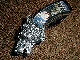 F.M. Moon Wolf Knife