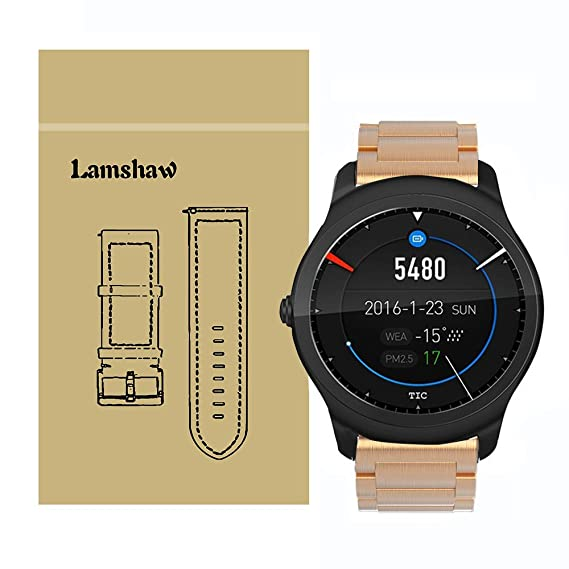 Amazon.com: Smartwatch Band for Ticwatch 2, Lamshaw ...