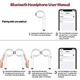 Wireless Earbuds,Bluetooth Headphones Mini In-Ear