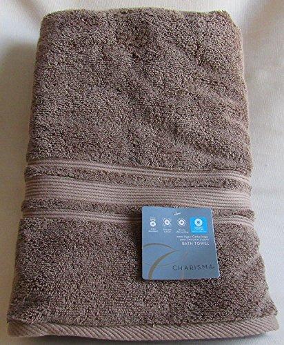 Charisma Luxury Bath Towel - 100% Hygro Cotton, Spring 2016