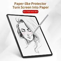 Elikliv Paper-Like Anti Glare Matte PET Screen Protector Cover 7.9inch for Ipad mini4/5