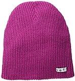 Neff Unisex Daily Beanie, Warm, Slouchy, Soft Headwear, Raspberry, One Size