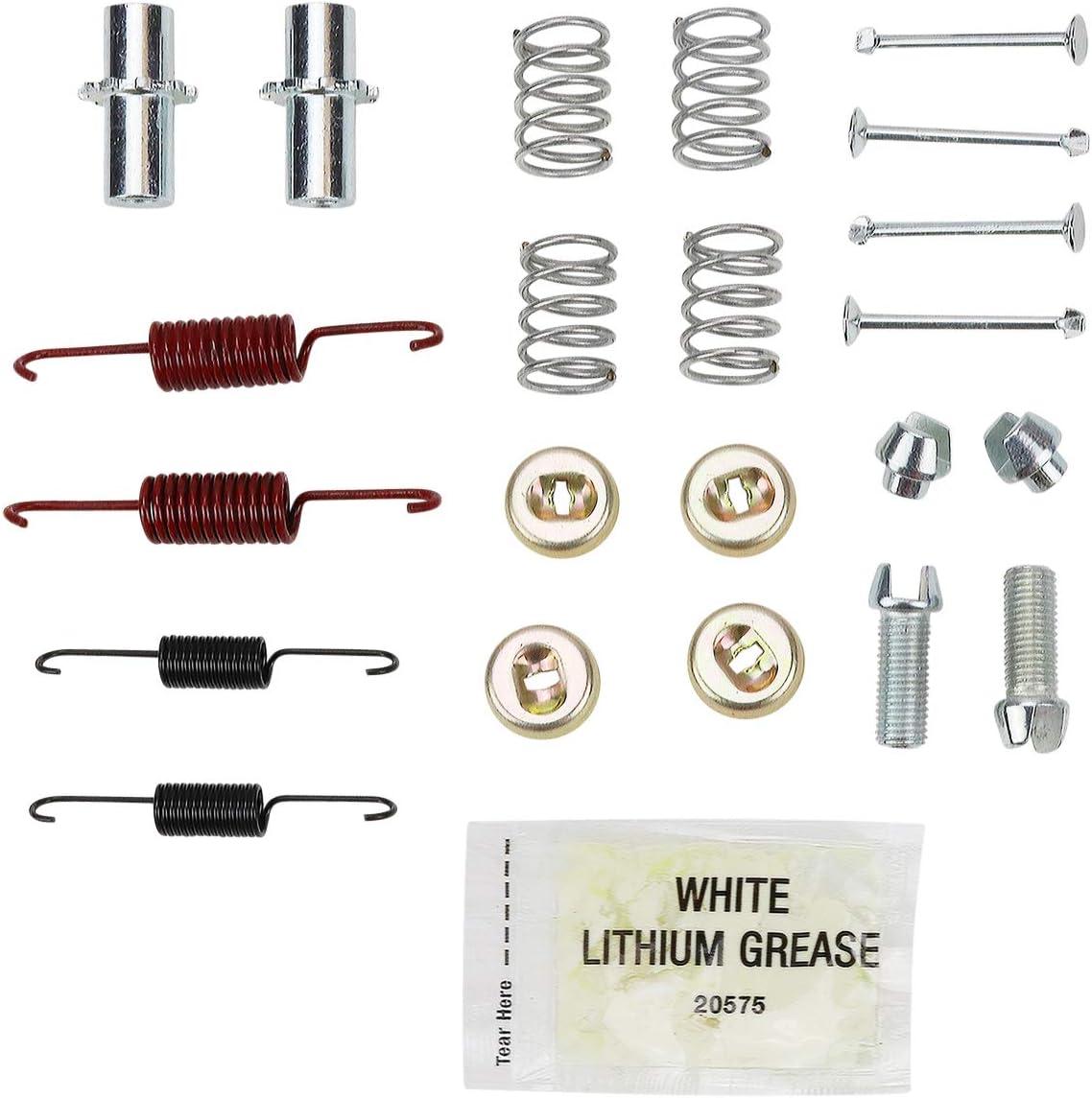 Beck Arnley 084-1679 Emergency Brake Shoe Hardware
