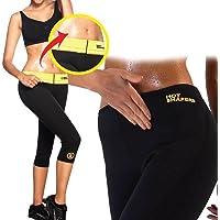 Pantalones cortos Hot Shapers para sauna adelgazante Fitness