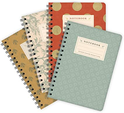etmamu 605 – Patrón de Pack – Cuadernos A6, 60 hojas punto Raster ...