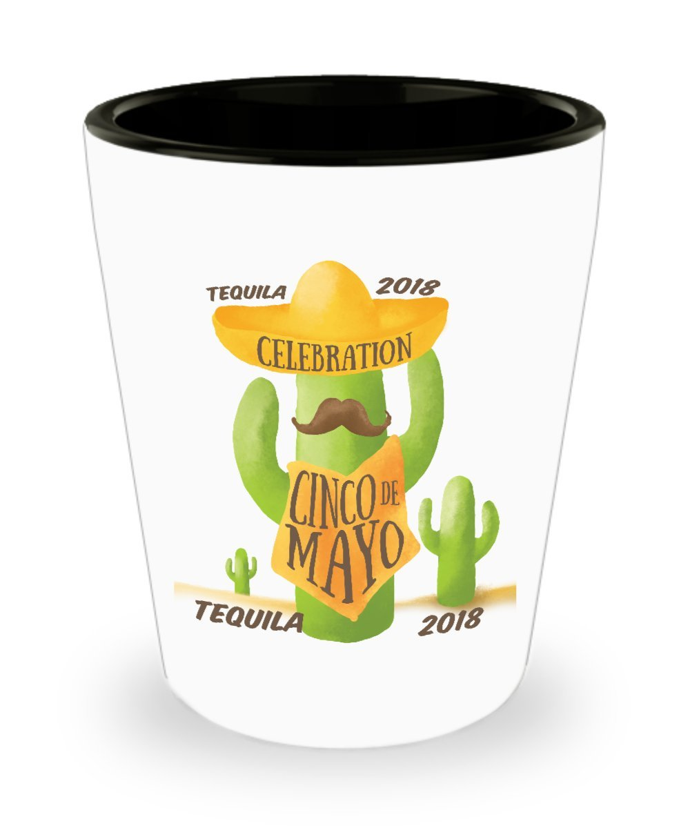 ... fun Party Shooter Custom Designed Unique Novelty Mexico Drinking glass  - Fun Gift For Men, Women, Adults & 21st Birthday, Guys night out,  Girlfriend