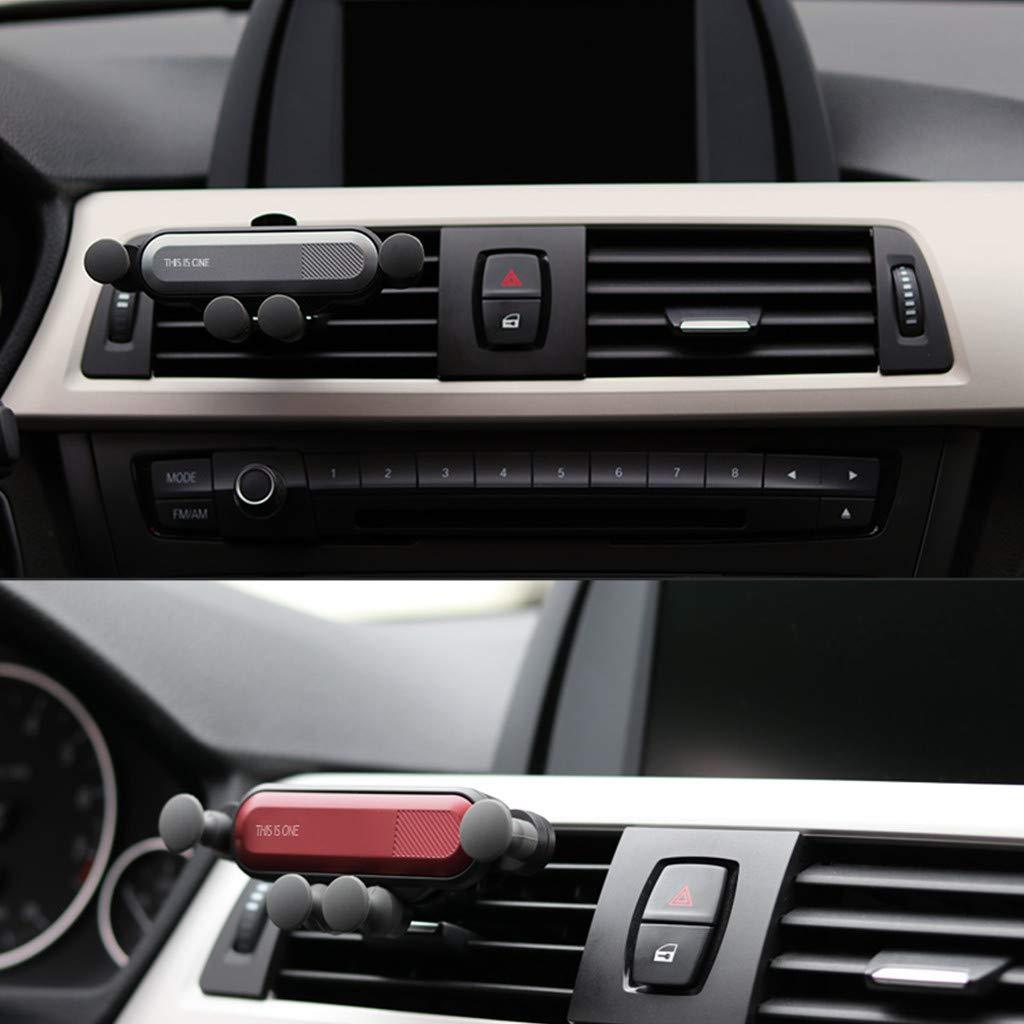 Autotelefonhalter Zariavo Schwerkrafthalterung Universal-KFZ-Halterung f/ür Handys