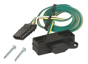 amazon com hopkins 48595 4 wire flat mounting bracket automotive hopkins 48595 4 wire flat mounting bracket