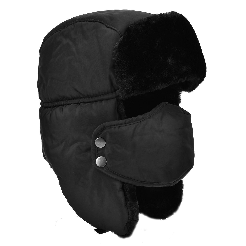 DOXHAUS Unisex Winter Ear Flap 950fe57b1