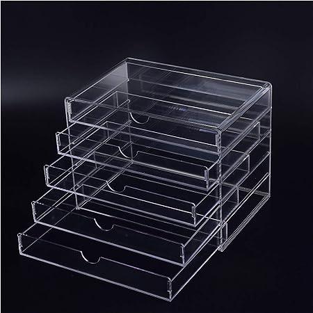 Zhongsufei Dislpay Box Organizer Caja acrílica colección de Las ...