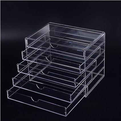 Zhongsufei Dislpay Box Organizer Caja acrílica colección de ...