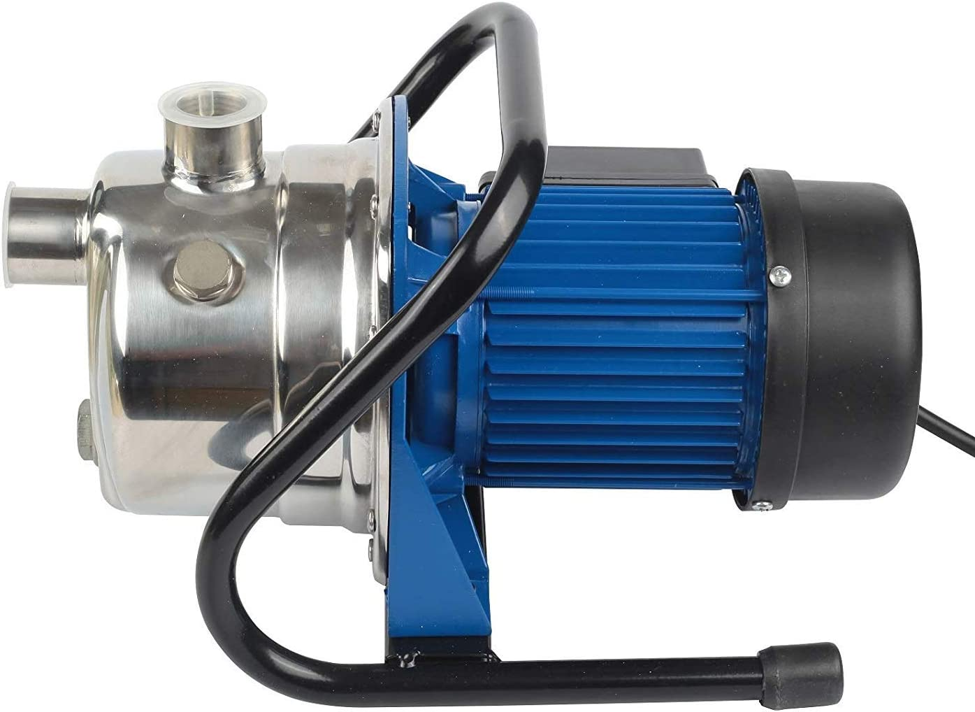 "1.6 Hp Portable Stainless Steel Watering Pump | gut Booster mit Pump 1"" Female Thread"