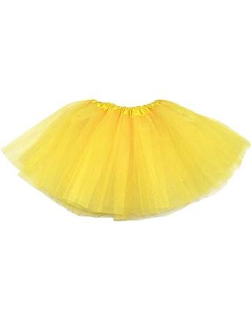 c43983f66f841 SODIAL(R) Robe de ballet Jupe de Tutu moderne pour les filles - rouge.  1