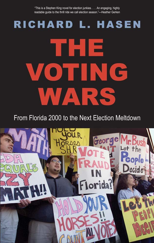 Read Online The Voting Wars: From Florida 2000 to the Next Election Meltdown pdf