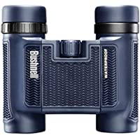Bushnell H2O Waterproof/Fogproof Compact Roof Prism Binocular, 12x 25mm , Black
