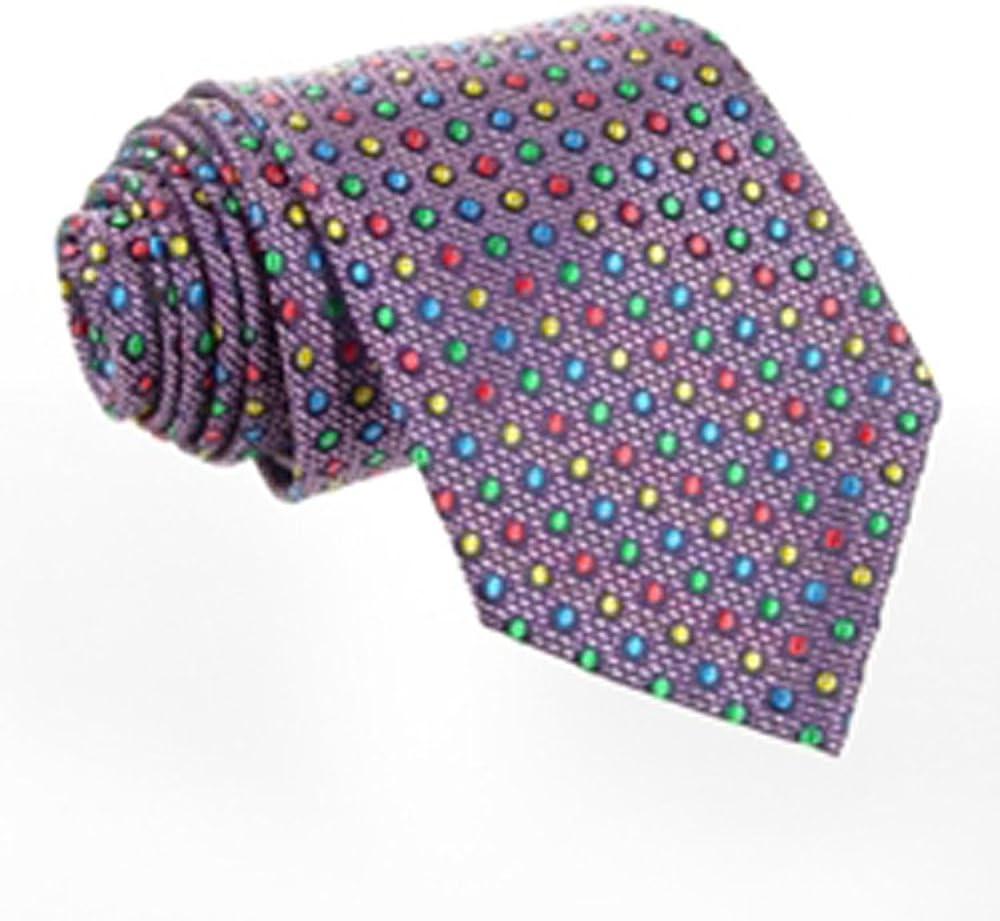 Robert Talbott Multi-Color Seven Fold Tie