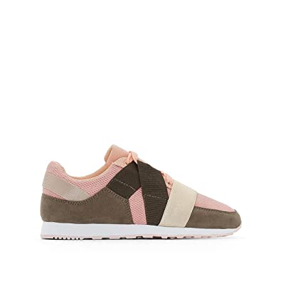 808e0a7c98f20 Amazon.com | La Redoute Collections Womens Ultra Light Trainers With ...