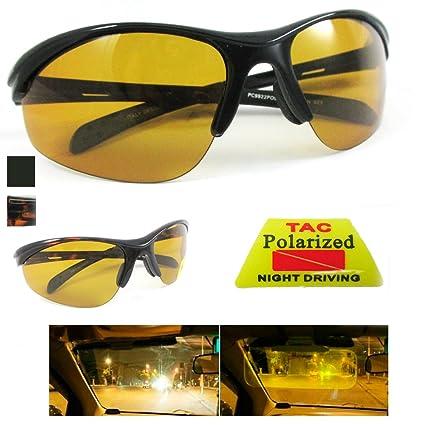 Amazon.com: anteojos de sol polarizadas anteojos de visión ...