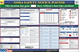 CAL OSHA Safety Notice Poster