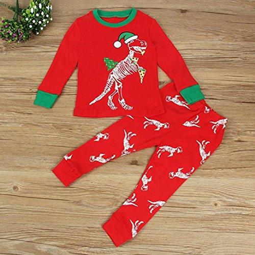 Christmas Pajamas 2t