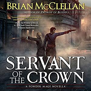 Servant of the Crown Audiobook