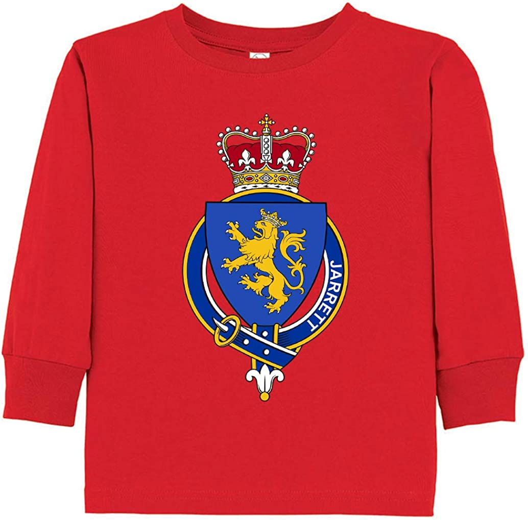 Tenacitee Toddlers English Garter Family Jarrett Long Sleeve T-Shirt