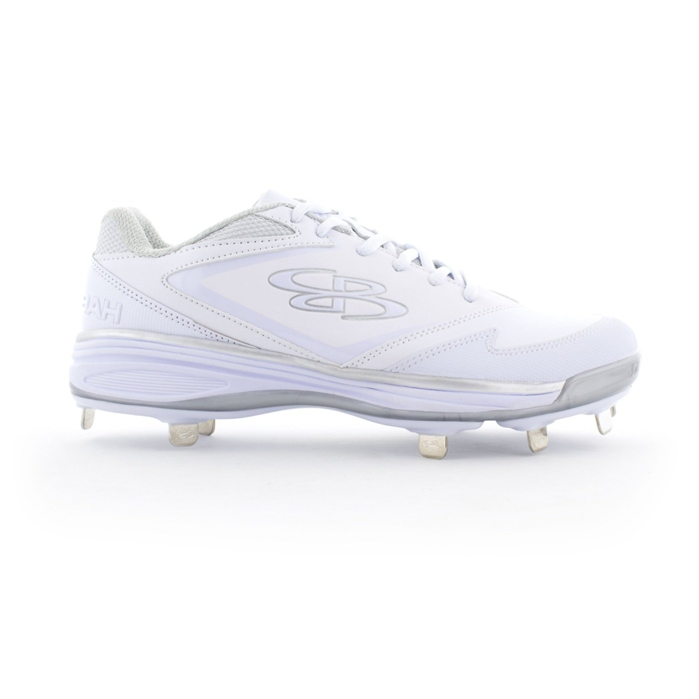 0d16524a9 ... Boombah Womens A-Game Metal Cleats - 6 Color Options - Multiple Sizes  ...