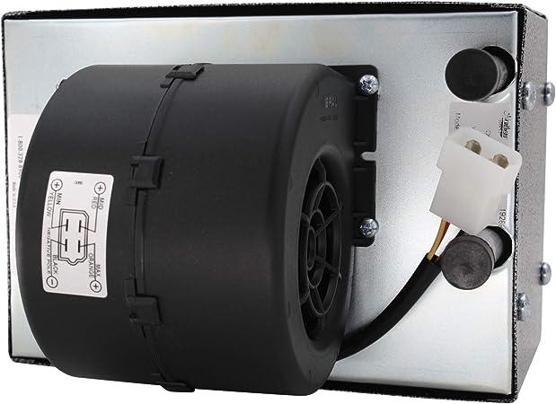 20,000 BTU High Output Auxiliary Heater