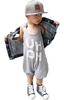 4a7fc31475be Amazon.com  Toraway Summer Toddler Baby Boy Clothes Dreamcatcher ...